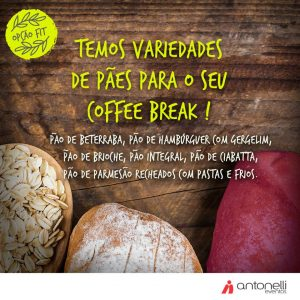 COFFEE BREAK ESPECIALIZADO